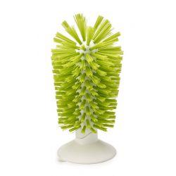 Szczotka z przyssawką, zielona, Brush-up - Joseph Joseph