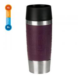 Kubek termiczny Travel Mug, 0,36 L, fioletowy - EMSA