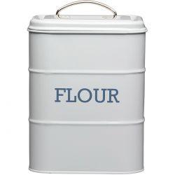 Pojemnik na mąkę - szary - Kitchen Craft