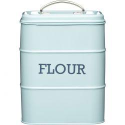 Pojemnik na mąkę - miętowy - Kitchen Craft