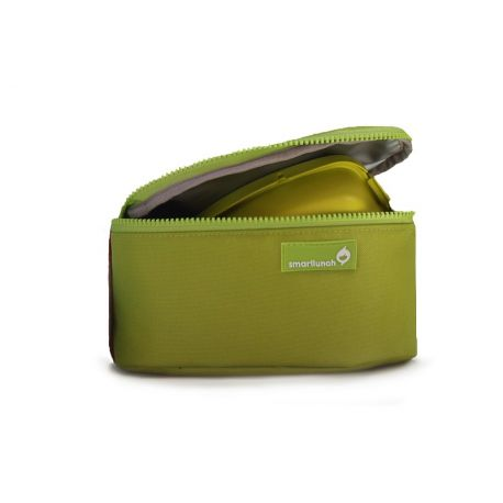 SL - Lunch bag, zielony, Smart 4'All