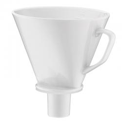Filtr porcelanowy Aroma Plus do zaparzania kawy, biały - ALFI