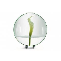Wazon szklany Circle, 33 cm - PHILIPPI