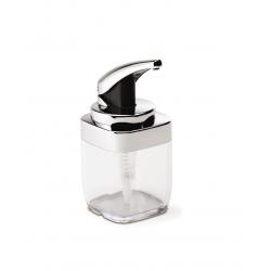 Dozownik do mydła z pompką, kwadratowy - SIMPLEHUMAN