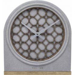 Zegar stołowy Concrete Love Table - NEXTIME