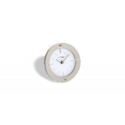 Zegar stołowy Fabula 109 MB metal white - Incantesimo Design