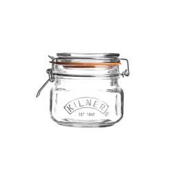 KIL- Słoik 0,5l, Square Clip Top Jar