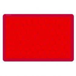 Mata silikonowa XL czerwona 60x40 Kaiserflex - KAISER