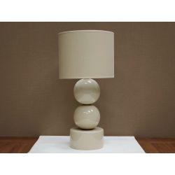 Lampka nocna PERLA II cappucino 25x51cm