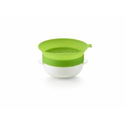Naczynie NATIVE do owsianki + zaparzacz do herbaty gratis - Lekue
