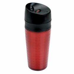 Kubek termiczny LiquiSeal 340 ml, czerwony - OXO