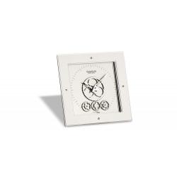 Zegar stołowy Quantum 406 M (Metal) - Incantesimo Design