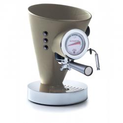 Ekspres ciśnieniowy do kawy DIVA - w kremowej skórze - BUGATTI