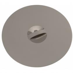Uniwersalna hermetyczna pokrywa silikonowa, 25 cm, szara - WMF