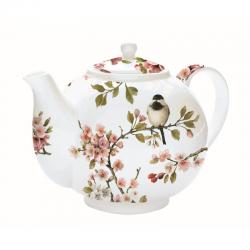 Czajnik do herbaty z metalowym zaparzaczem 321BLOS - Nuova R2S