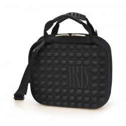 Lunch Bag TWIN BAG czarny - Iris