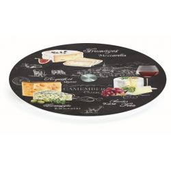 Taca obrotowa do serów szklana 441 WOCH - Nuova R2S