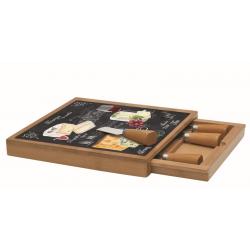 Deska do serów z nożami 891 WOCH - Nuova R2S