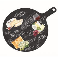 Porcelanowa deska do serów z uchwytem 900 WOCH - Nuova R2S