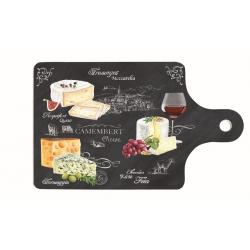 Deska do serów z porcelany 910 WOCH - Nuova R2S