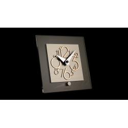 Zegar biurkowy Metropolis 116 MRL Miedź) - Incantesimo Design