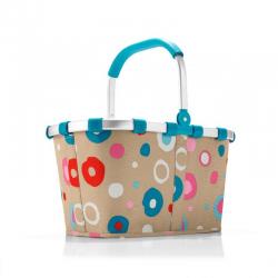 Koszyk carrybag funky dots 1 - Reisenthel