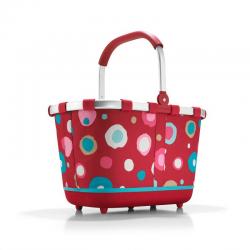 Koszyk carrybag 2 funky dots 2 - Reisenthel