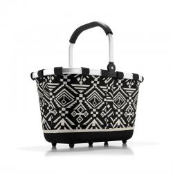 Koszyk carrybag 2 hopi black - Reisenthel