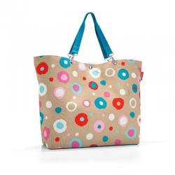 Torba shopper XL funky dots 1 - Reisenthel