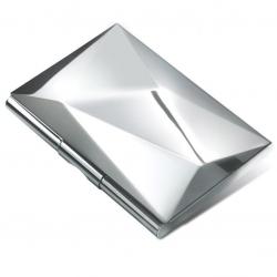 Pojemnik na karty, pieniądze błyszczący Diamond - PO SELECTED