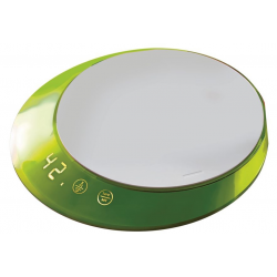 Waga elektroniczna Glamour zielona - BUGATTI