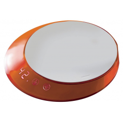 Waga elektroniczna Glamour pomarańczowa - BUGATTI
