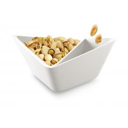 Miska NUT+ OLIVE, biała - FORMINIMAL