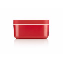 Foremka do lodu i pudełko ICE BOX czerwone - Lekue