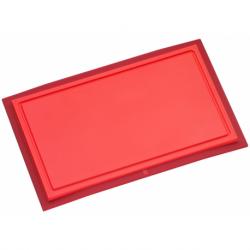 Deska do krojenia Touch, czerwona, 32x20 cm - WMF