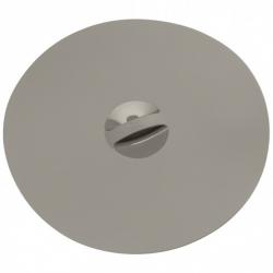 Uniwersalna hermetyczna pokrywa silikonowa, 29 cm, szara - WMF