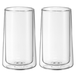 Zestaw dwóch szklanek z podwójnego szkła TeaTime – WMF