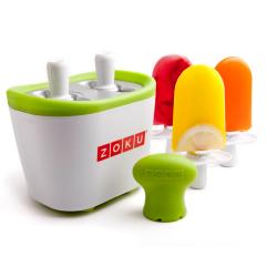 Zestaw do lodów na patyku QUICK POP - na 4 lody - Zoku