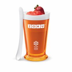 Sorbetiera SLUSH&SHAKE - pomarańczowa - Zoku