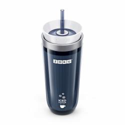 Kubek termiczny ICED COFFEE MAKER - grafitowy - Zoku