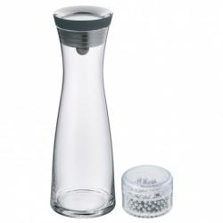 Karafka do wody 1 l BASIC (czarna) z perłami do czyszczenia – WMF