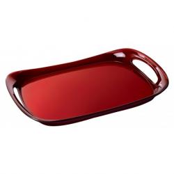 Taca Glamour 46 x 30 cm czerwona - BUGATTI