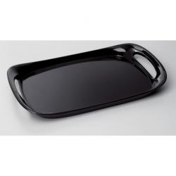 Taca Glamour 46 x 30 cm czarna - BUGATTI
