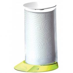 Stojak na ręczniki papierowe Glamour żółty - BUGATTI