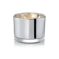 Świecznik na tealight Opal, srebrny - PHILIPPI