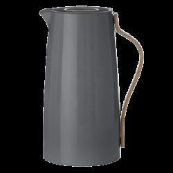Dzbanek do kawy Emma 1,2l, szary - STELTON