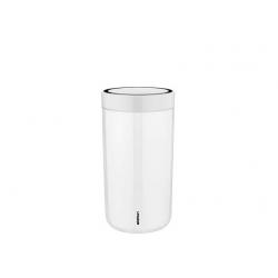 Kubek termiczny TO GO CLICK 0,2 l biały - STELTON