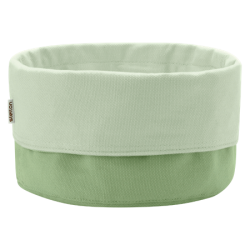 Chlebak Big Bread Bag Pale Green/Moss Green, zielony - STELTON