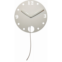 Zegar ścienny z wahadłem Waggle - NEXTIME