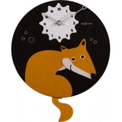 Zegar ścienny Freddy 30 cm - NEXTIME